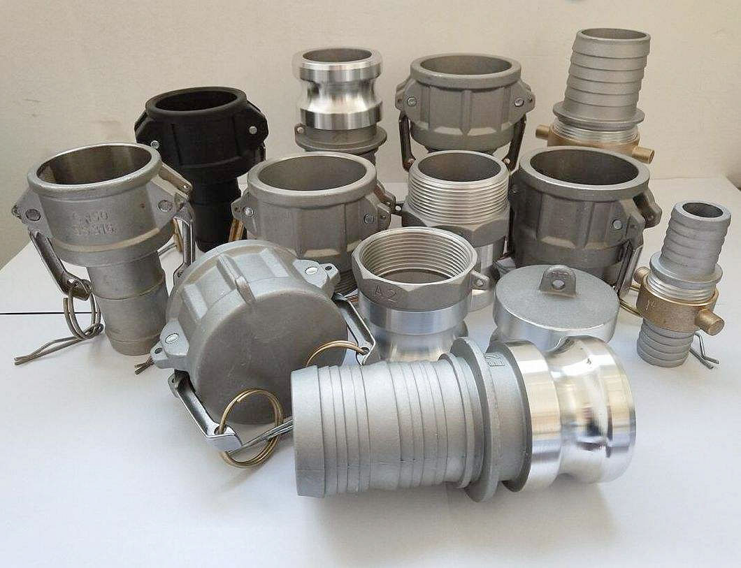 Aluminum-Camlock-Couplings